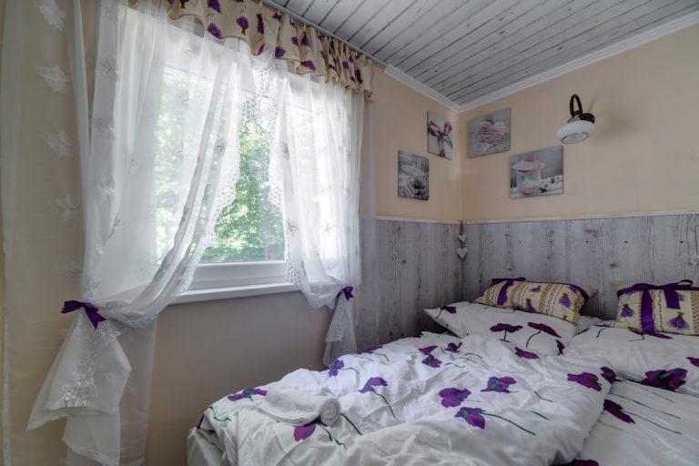 Romanticka chata Liptovský Ján provance izba