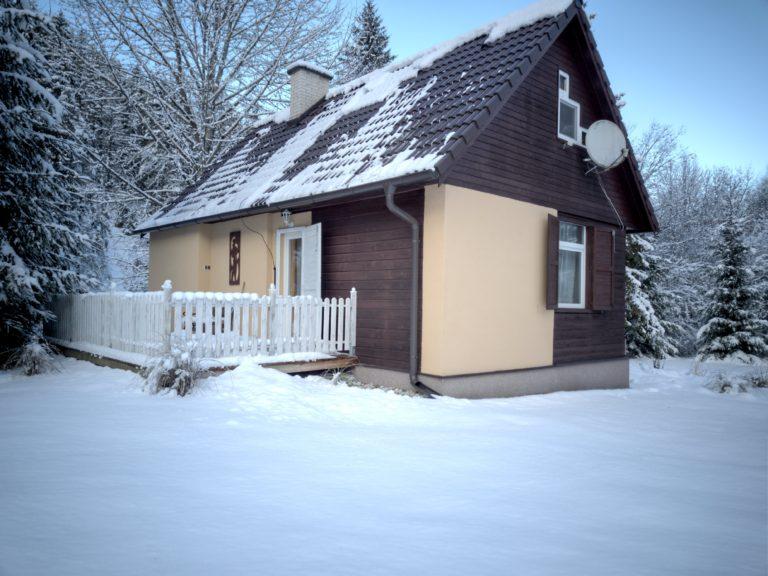 Romanticka chata Liptovský Ján s terasou