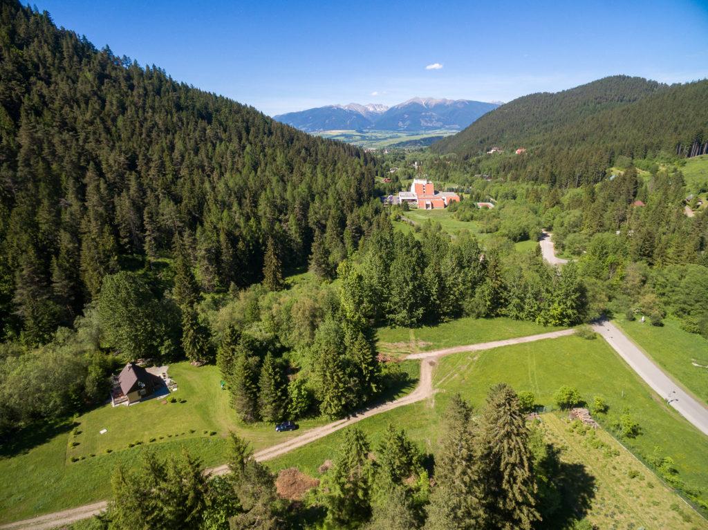 Romanticka chata Liptovský Ján - janska dolina