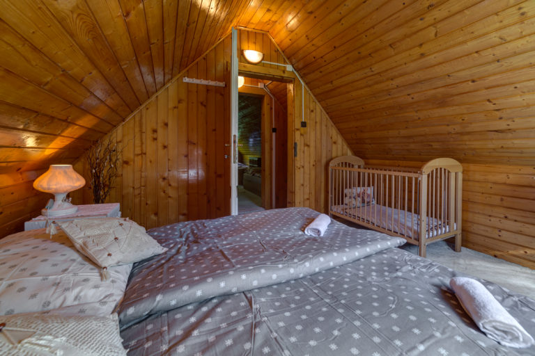 Romanticka chata Liptovský Ján rodicovska izba
